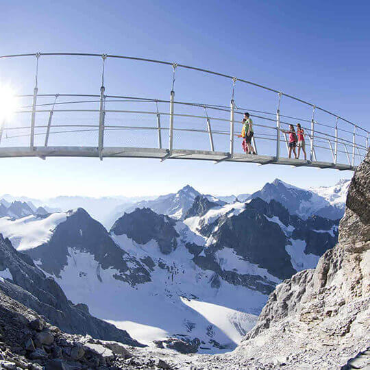 Titlis Cliff Walk - Engelberg