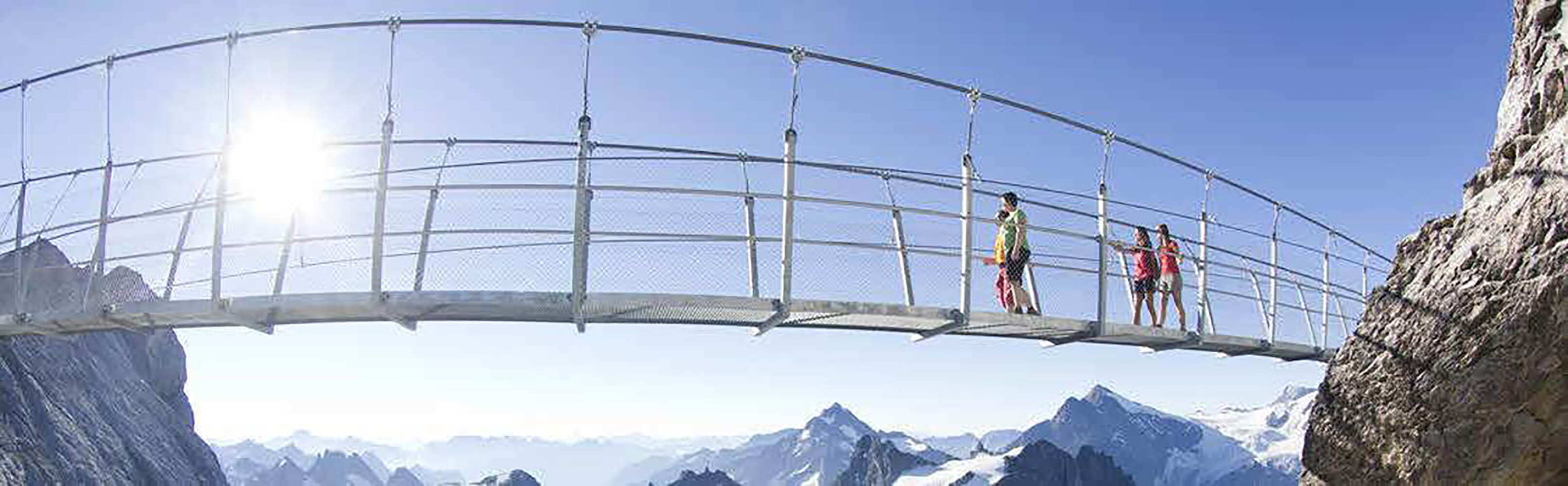 Titlis Cliff Walk - Engelberg 1