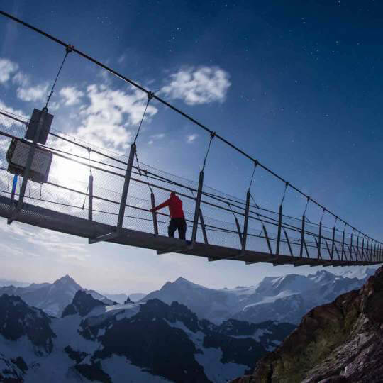 Titlis Cliff Walk - Engelberg 10