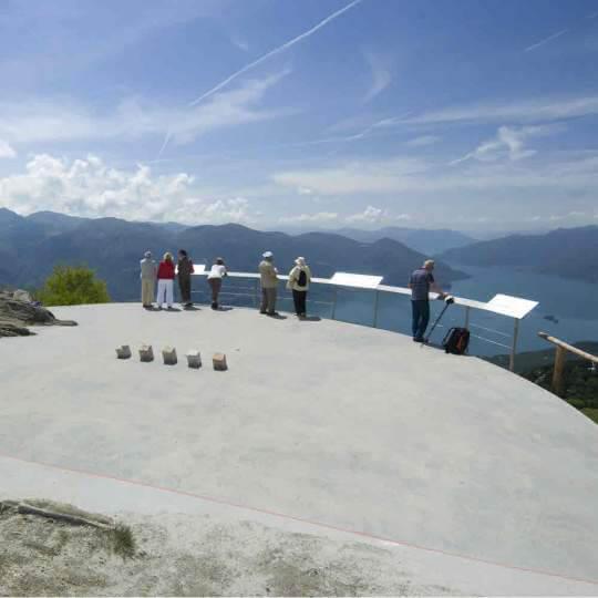 Aussichtspunkte Cardada und Cimetta bei Locarno 10