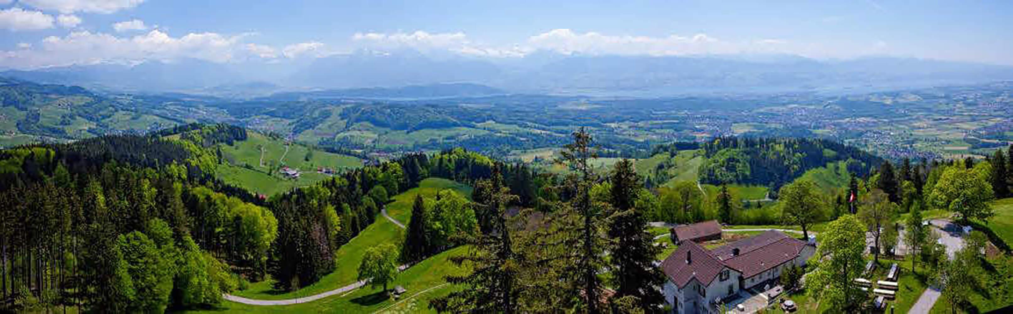 Aussichtsplattform Bachtel – Gibswil/Wald  1