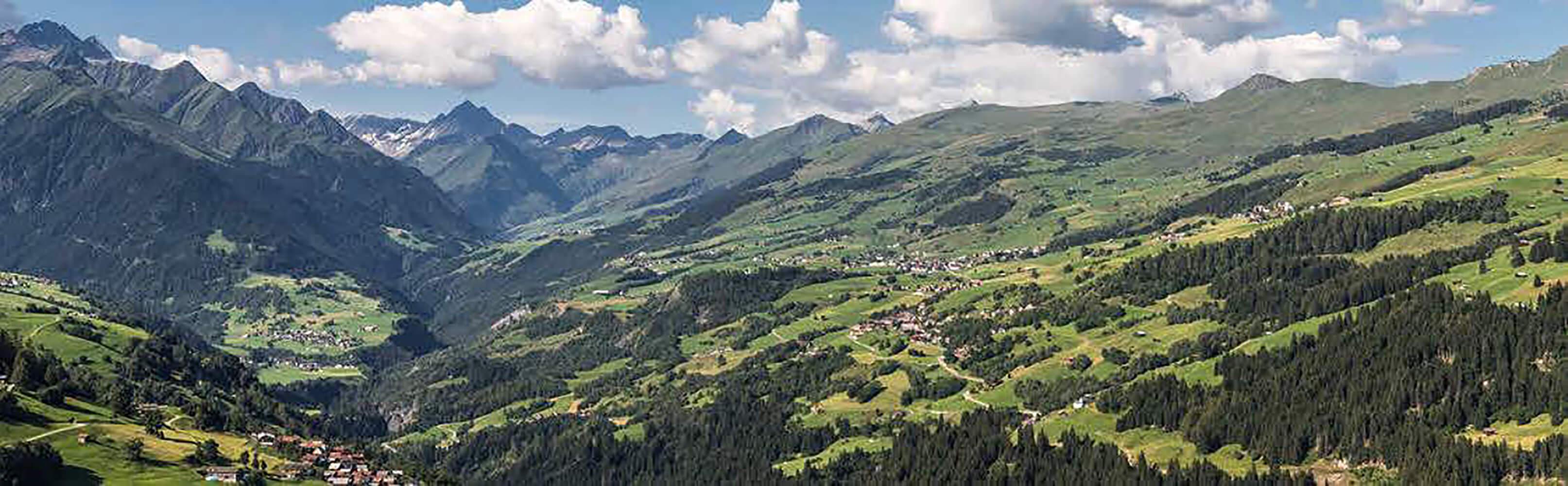 Val Lumnezia – Ferienregion Surselva 1