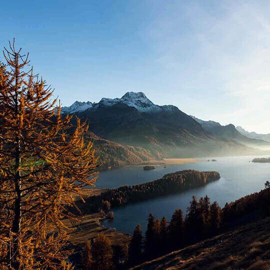 Vorschaubild zu Engadin St. Moritz im Sommer & Herbst