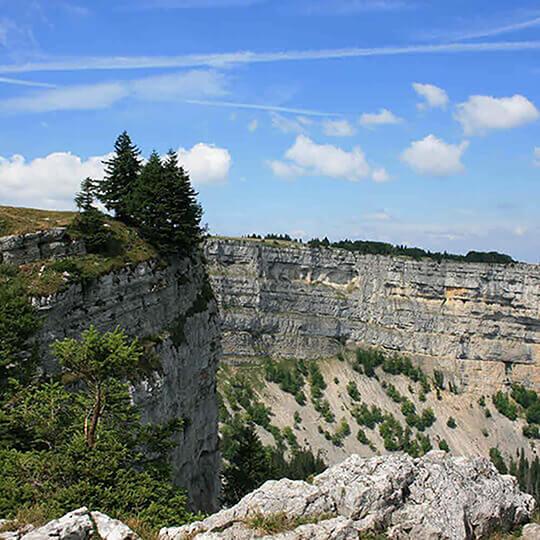 Vorschaubild zu Creux du Van im Val de Travers