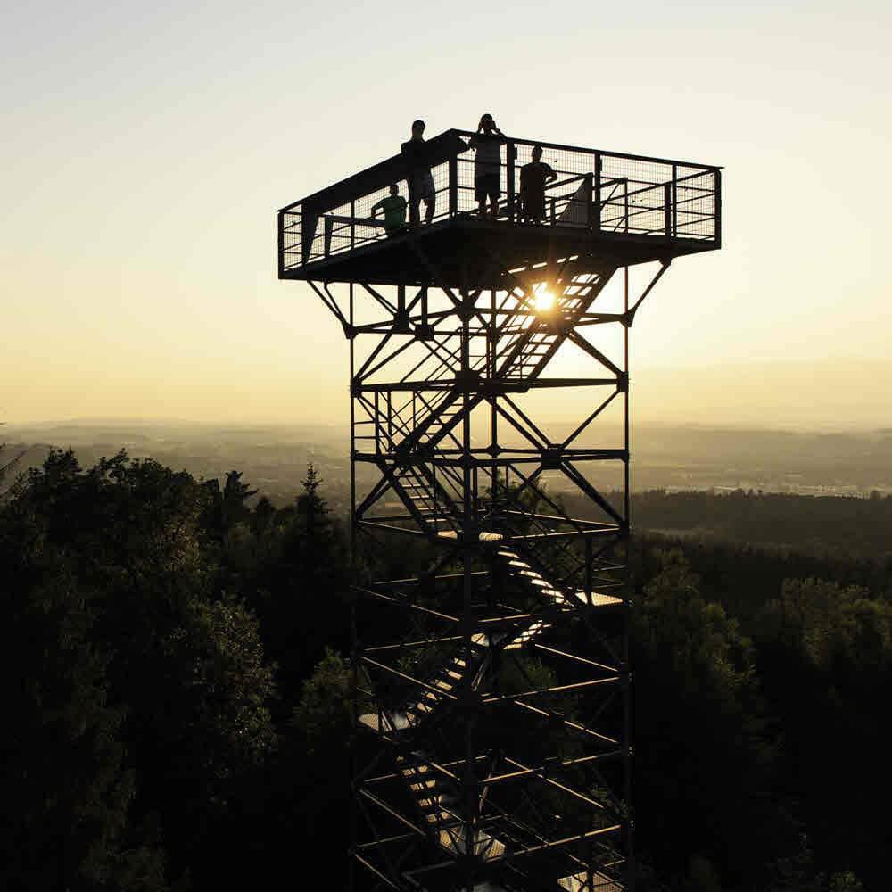 Aussichtsturm Stählibuck - Frauenfeld