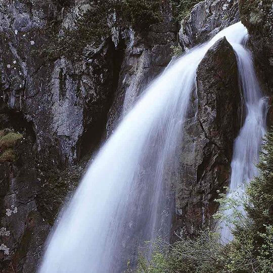 Vorschaubild zu Reichenbachfall und Gletscherschlucht Rosenlaui, Meiringen