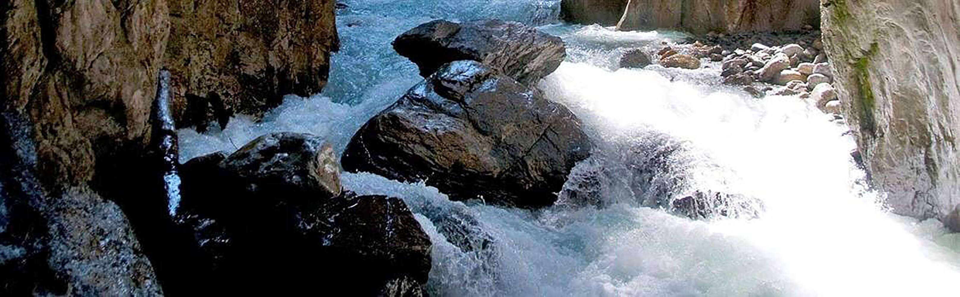 Reichenbachfall und Gletscherschlucht Rosenlaui, Meiringen 1