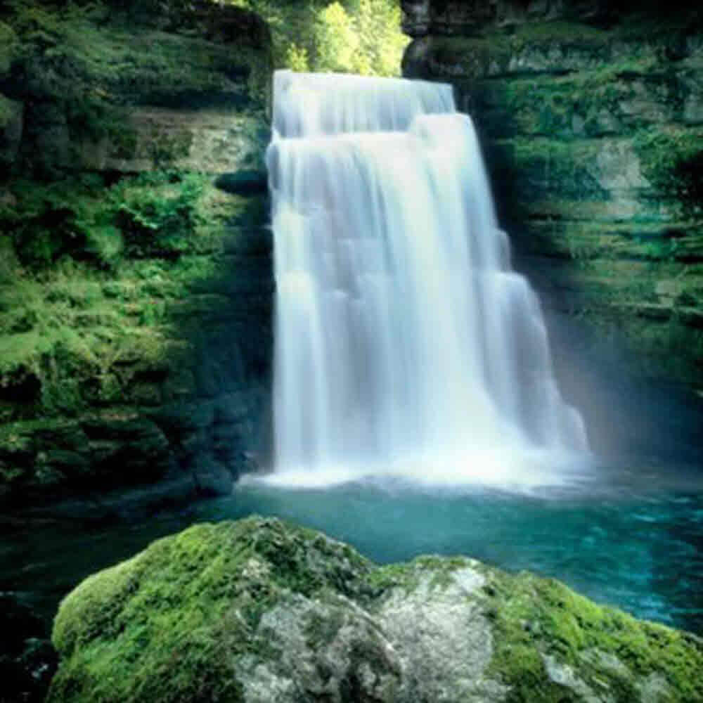 Saut du Doubs und Lac des Brenets