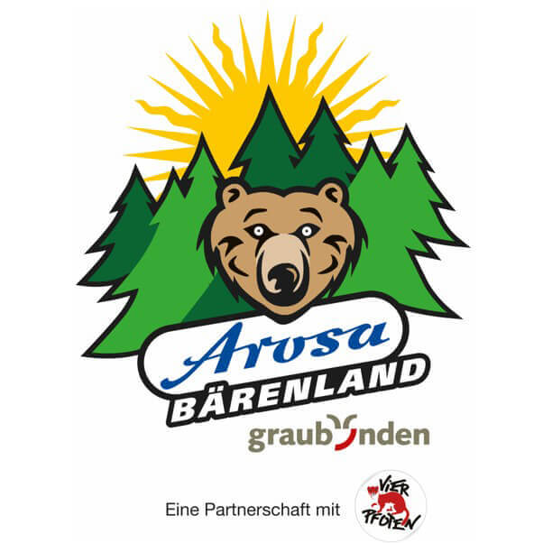 Logo zu Das Arosa Bärenland