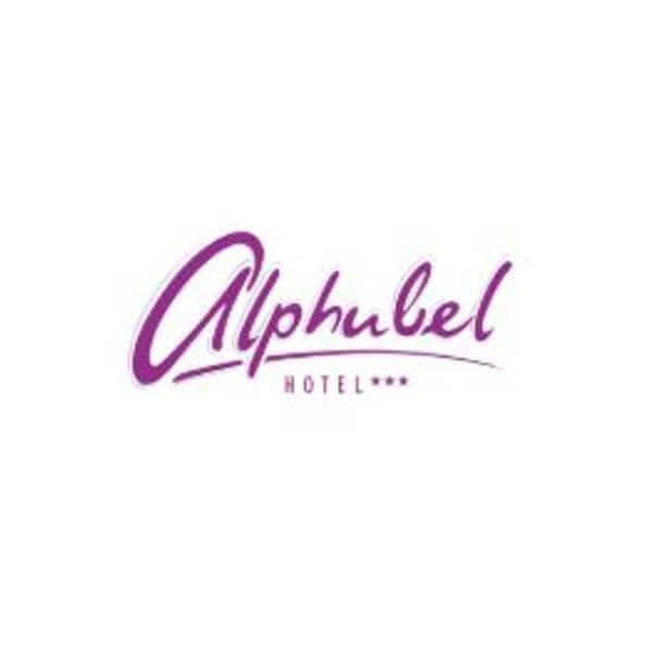 Logo zu Swiss Family Hotel Alphubel - Winter in Saas-Fee