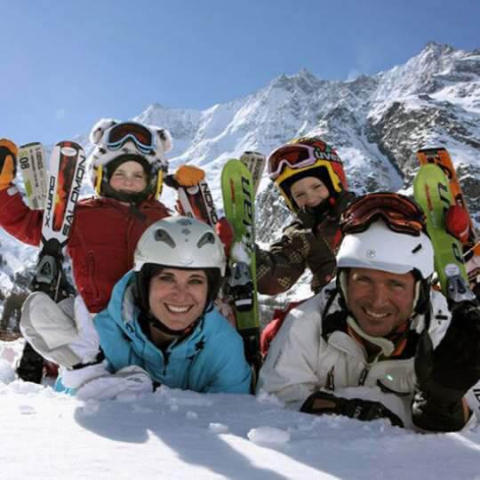 Swiss Family Hotel Alphubel - Winter in Saas-Fee 10