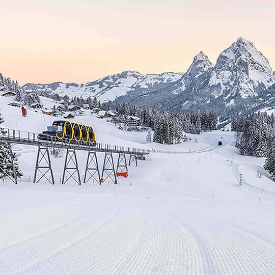 Vorschaubild zu Stoos - Sport & Spass im Winter