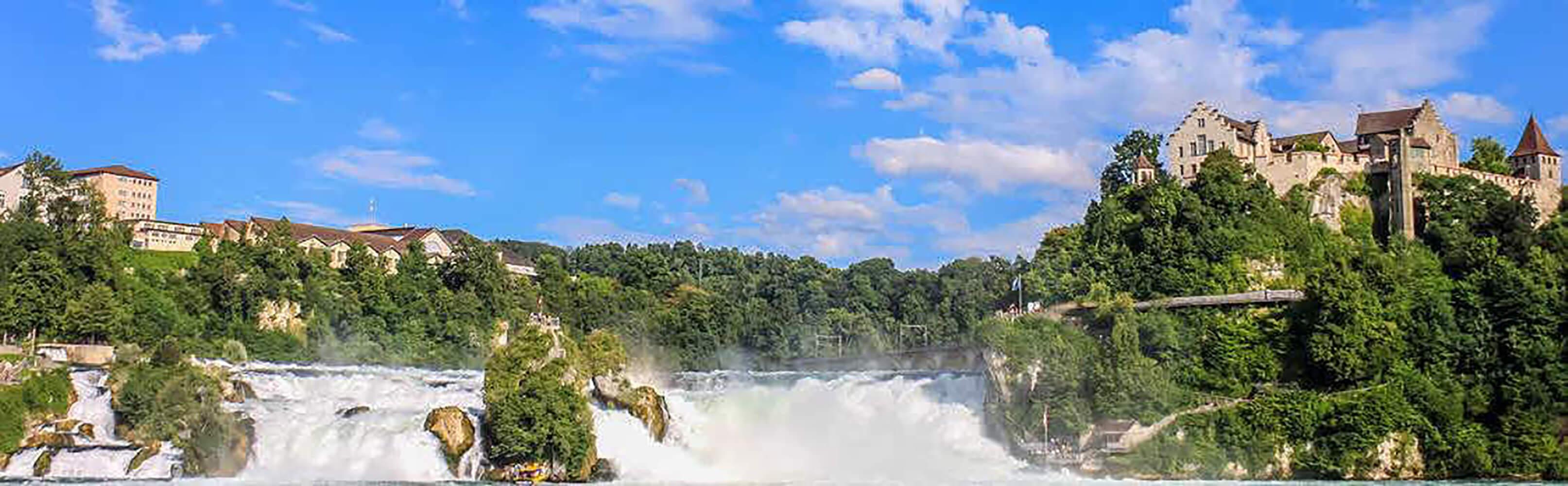 Rheinfall Aussichtsplattform - Neuhausen am Rheinfall 1