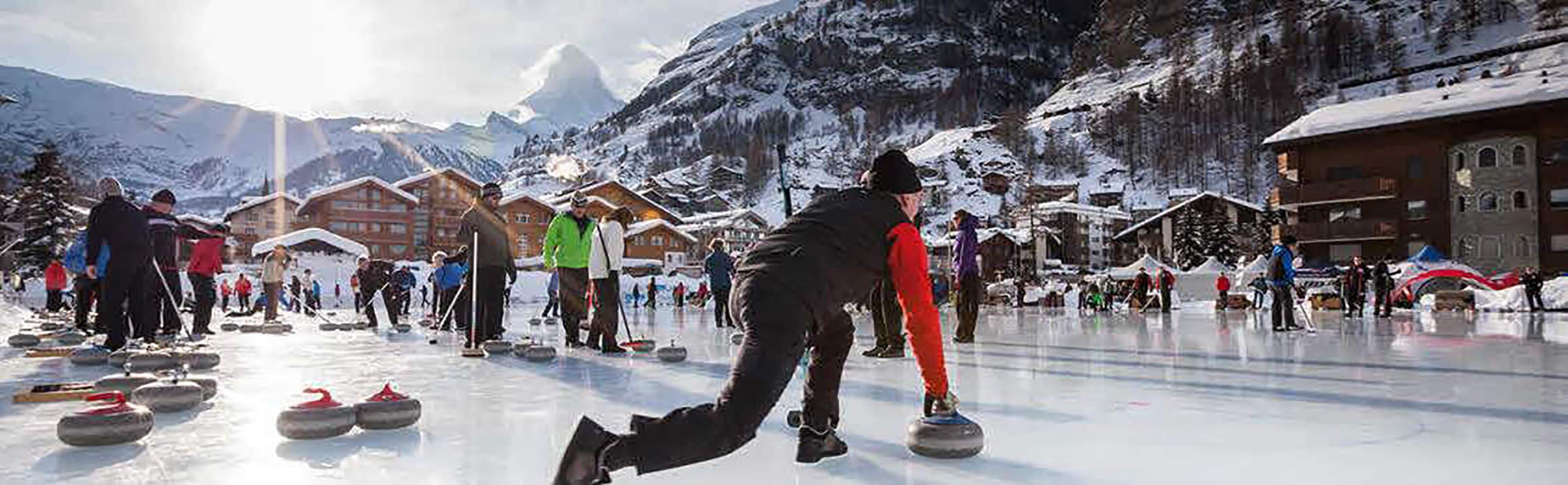 Eisbahnen Zermatt 1