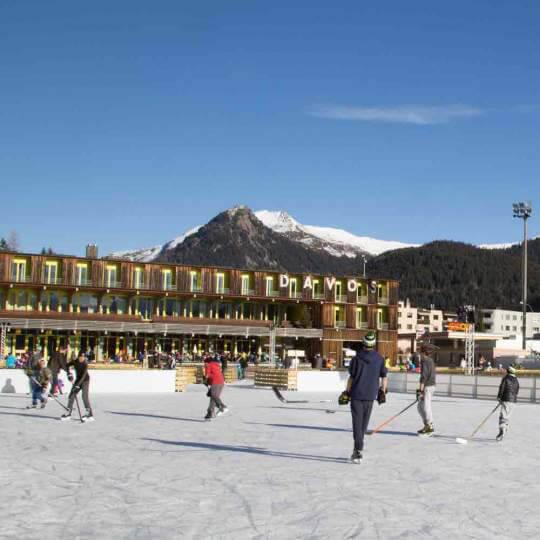 Eistraum Davos - die Erlebnislandschaft 10