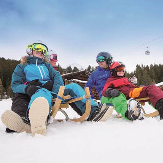 Vorschaubild zu Schlittelbahn Rinerhorn bei Davos