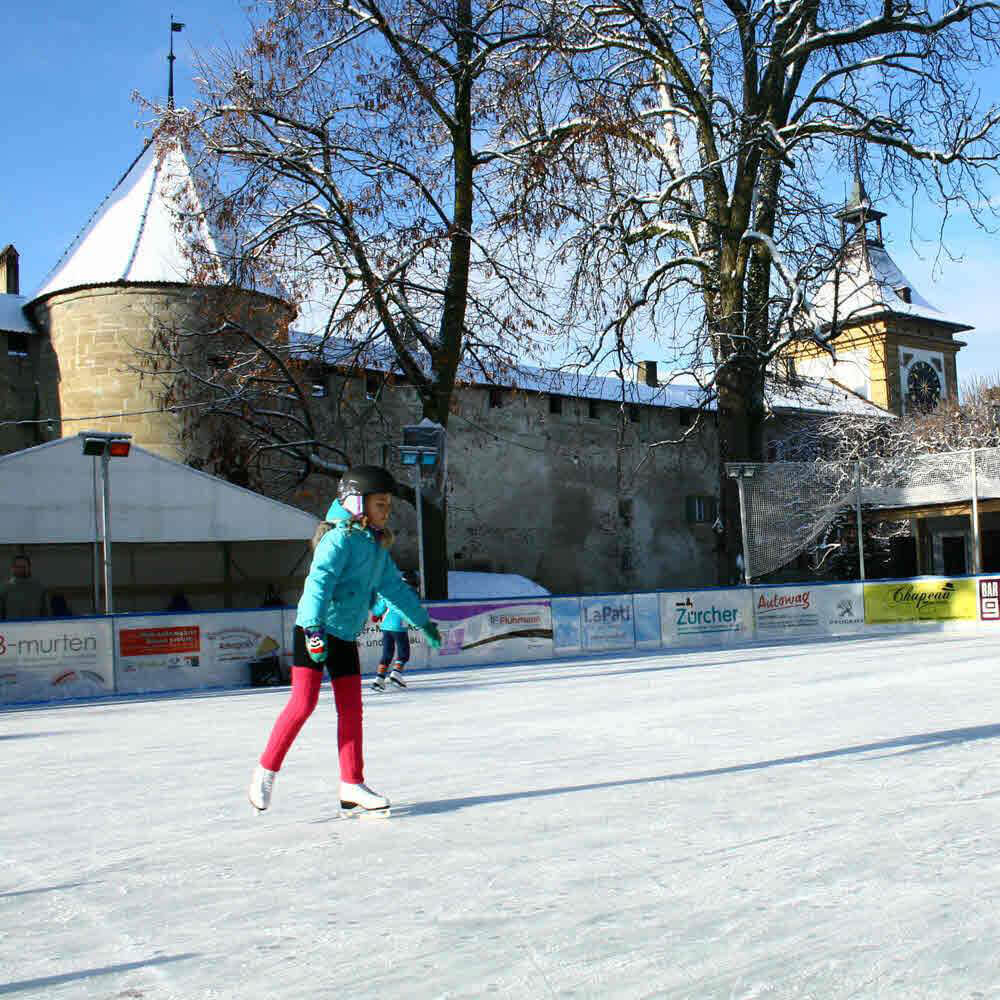 Eisbahn Murten on Ice