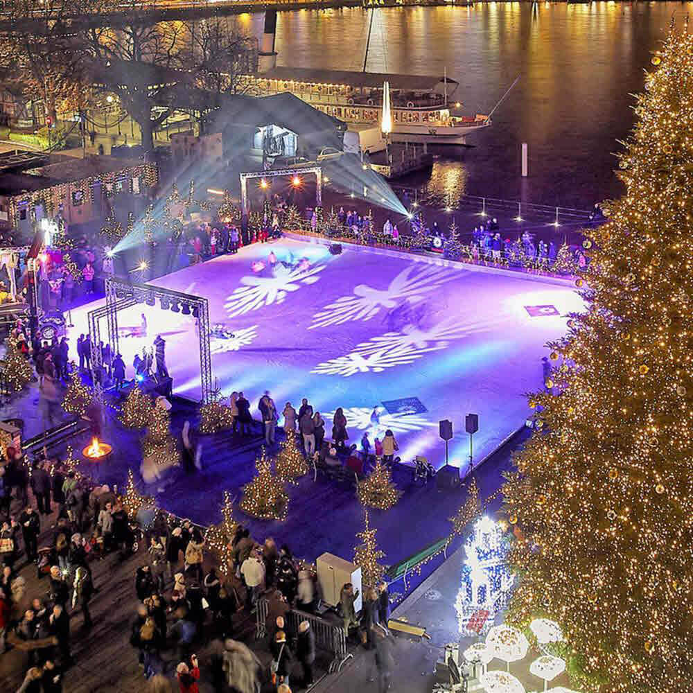 Eisbahn Live on Ice Luzern