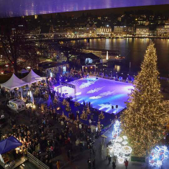 Eisbahn Live on Ice Luzern 10