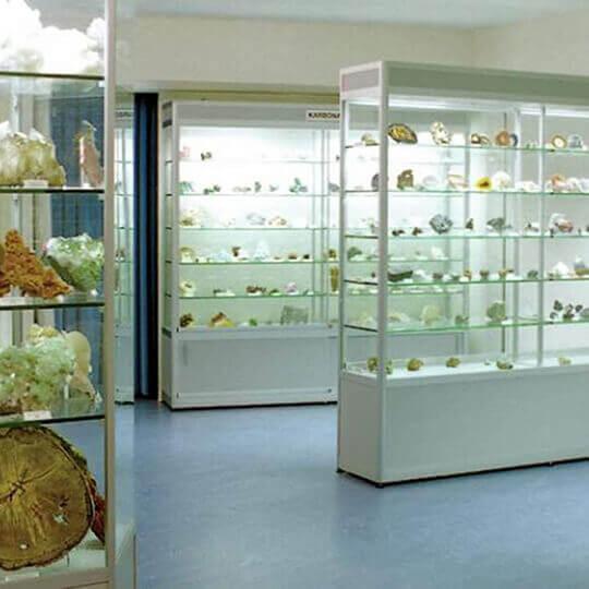 Vorschaubild zu Mineralienmuseum Einsiedeln
