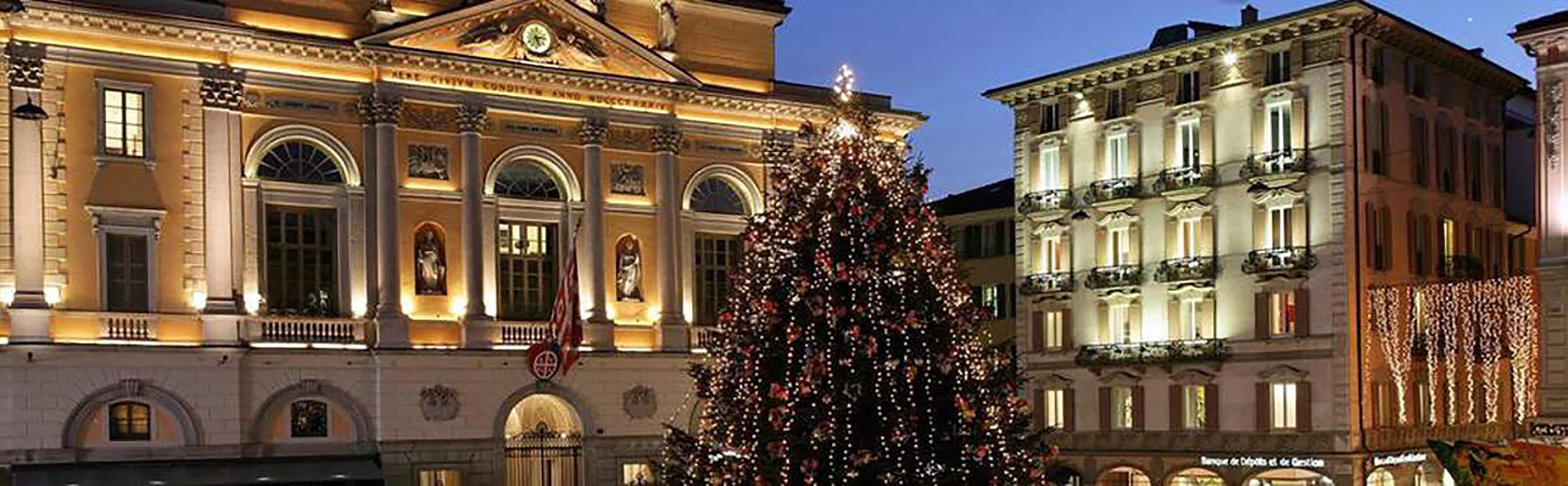 Weihnachtsmarkt Lugano - Natale in Piazza 1