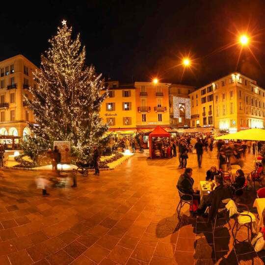 Weihnachtsmarkt Lugano - Natale in Piazza 10