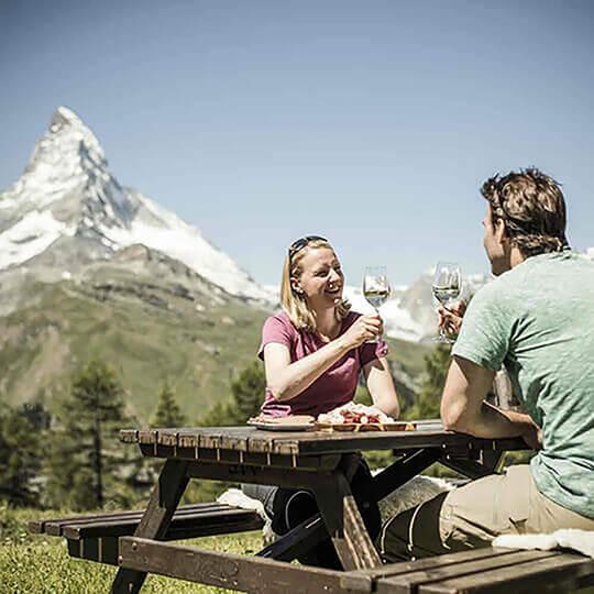Vorschaubild zu Zermatt – Matterhorn paradise