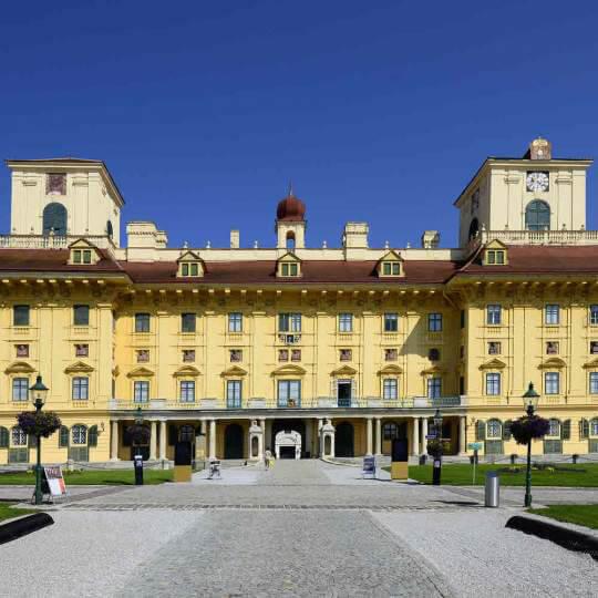 Schloss Esterhazy Eisenstadt 10