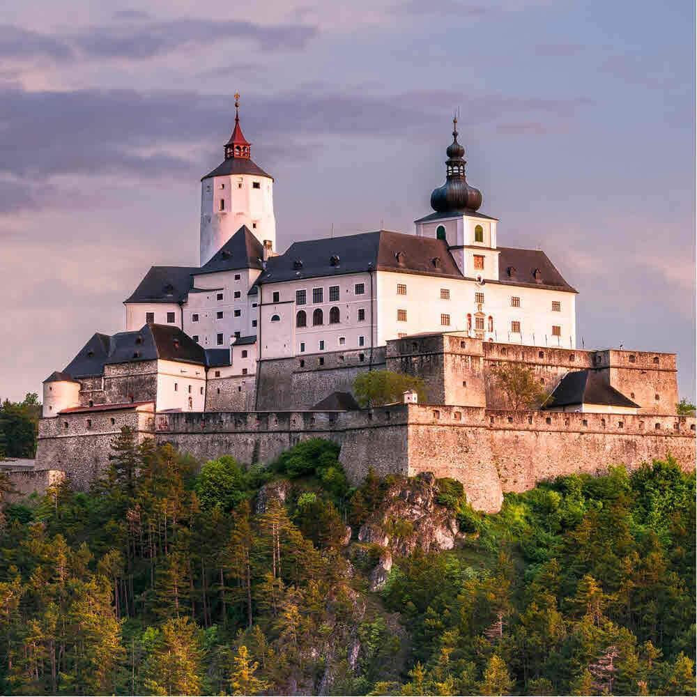 Burg Forchtenstein – Besuchermagnet im Burgenland
