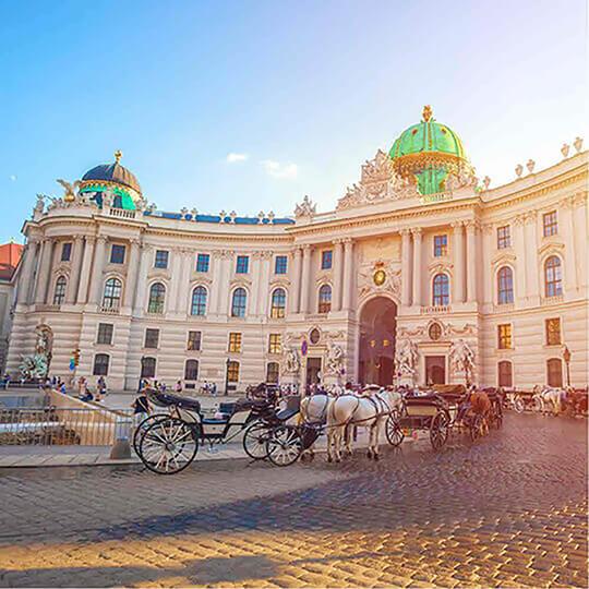 Vorschaubild zu Wien - einfach unvergesslich schön!