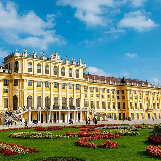 Vorschaubild zu Schloss und Schlosspark Schönbrunn in Wien