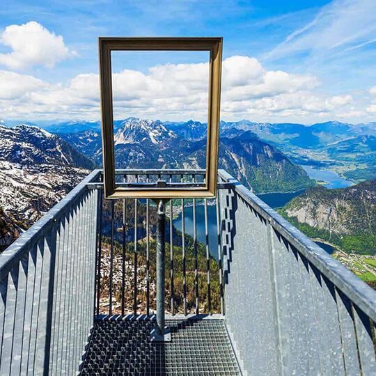 Vorschaubild zu  5 Fingers Aussichtsplattform am Krippenstein Obertraun