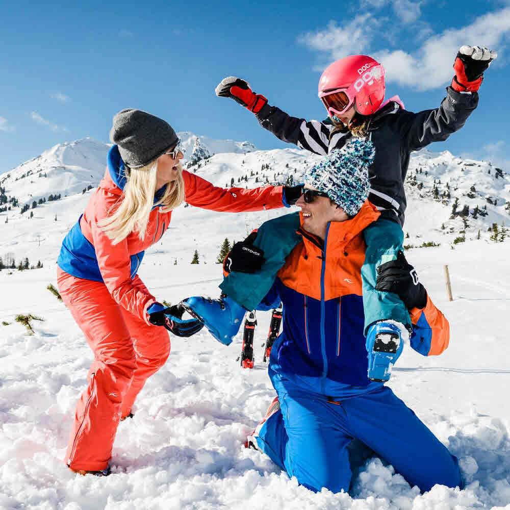 Obertauern - Wir sind Schnee!