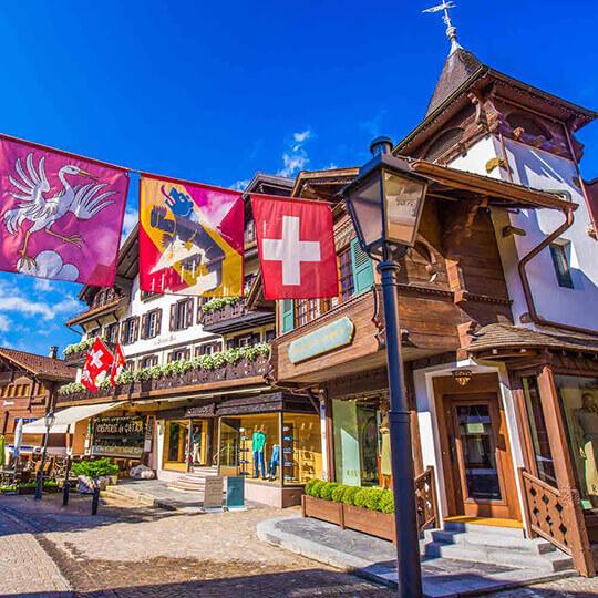 Vorschaubild zu Gstaad Saaneland