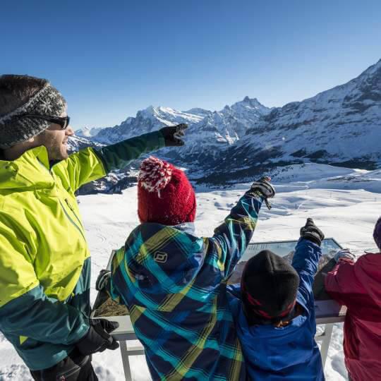 Gondelbahn Grindelwald Männlichen 10