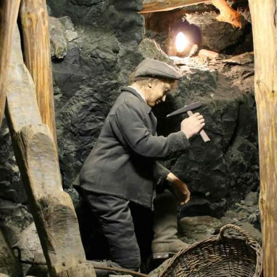 Felsenmuseum Bernstein im Burgenland 10