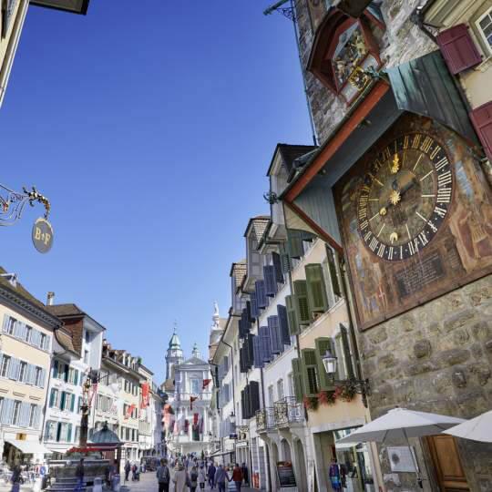 Solothurn und Umgebung 10