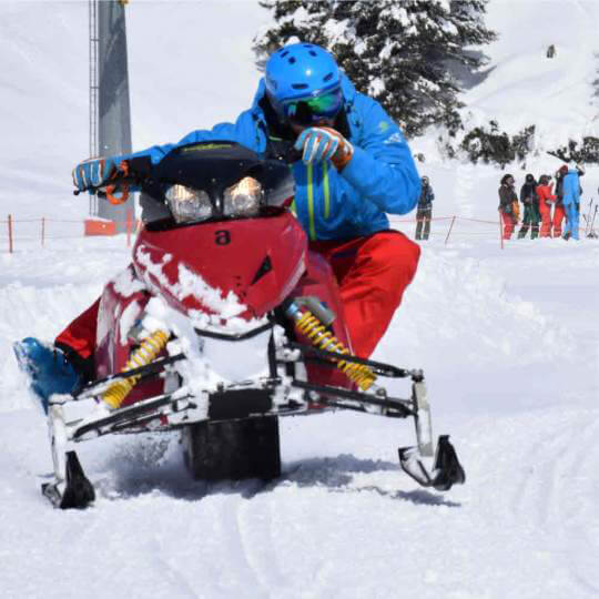 snowXpark (rent a snowmobil) Engelberg 10