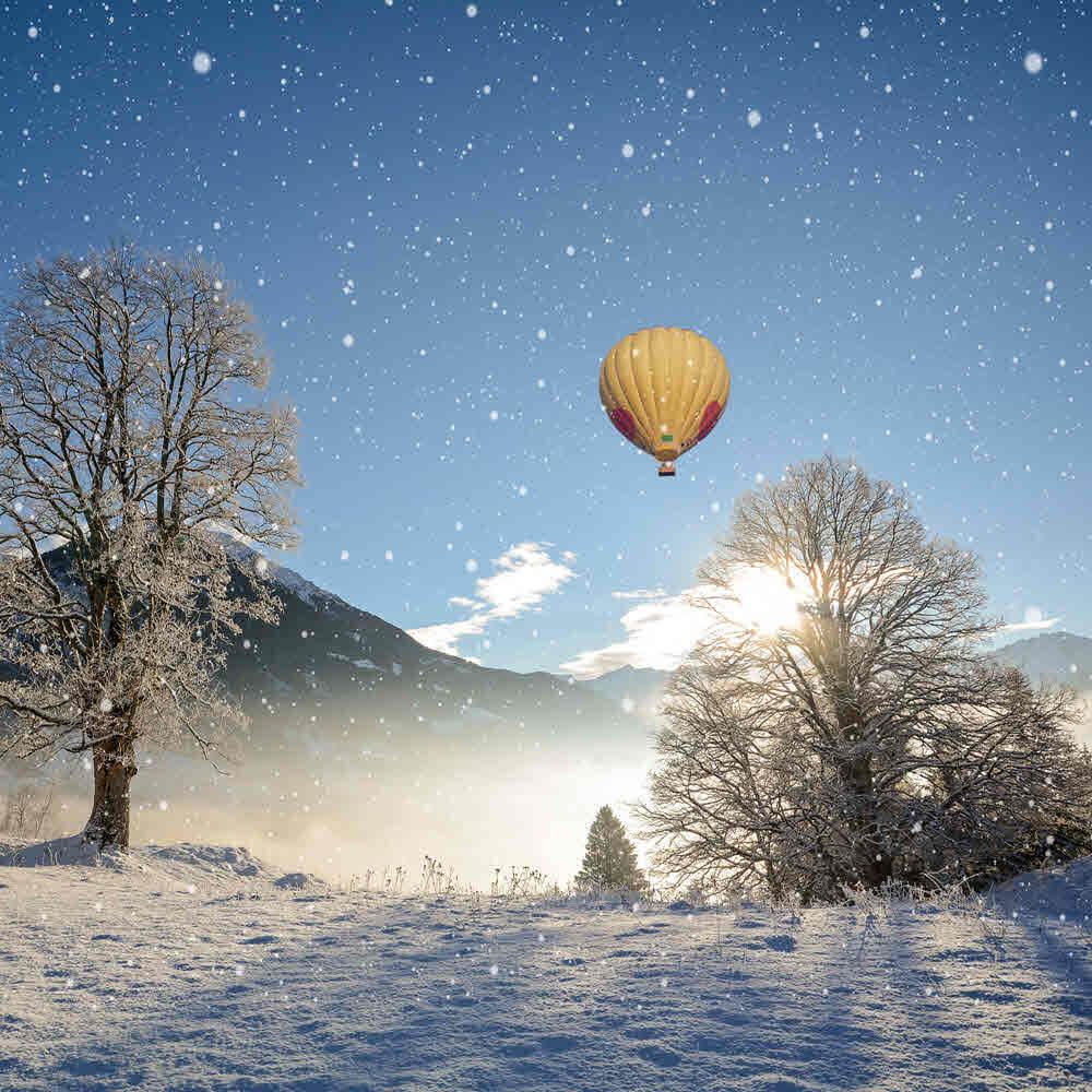 Wintererlebnisse