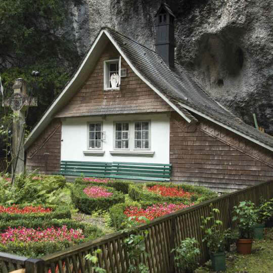 Verenaschlucht und die Einsiedelei  bei Solothurn 10