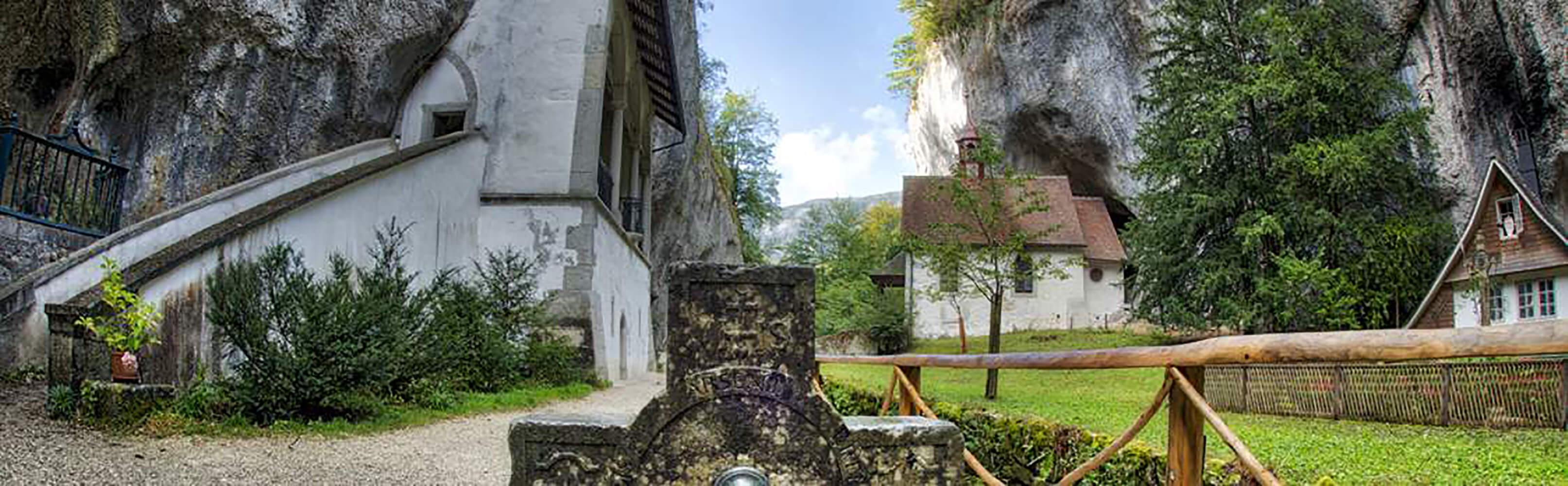 Verenaschlucht und die Einsiedelei  bei Solothurn 1