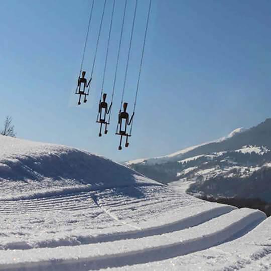Vorschaubild zu Nordic Surselva - das Langlauf-Erlebnis