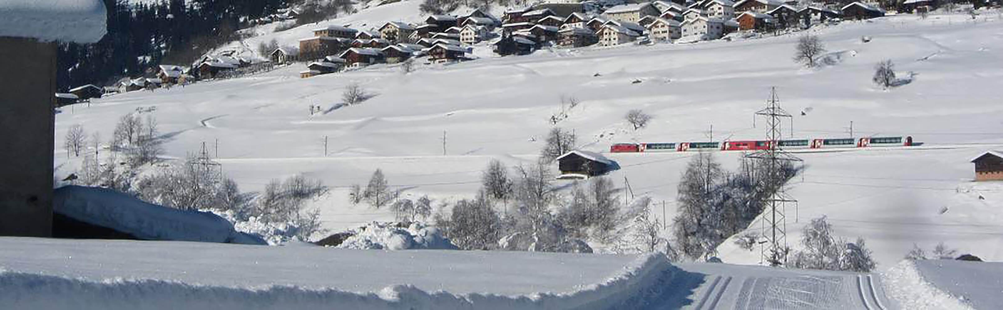 Nordic Surselva - das Langlauf-Erlebnis 1