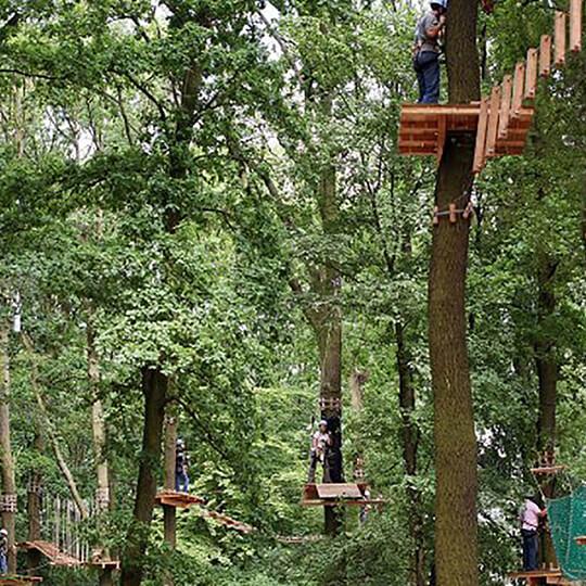 Vorschaubild zu monkeyman Hochseilgarten