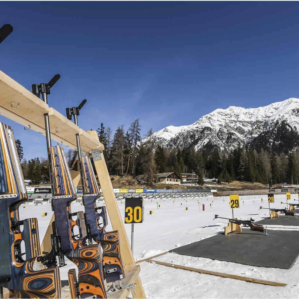 Biathlon Arena Lenzerheide Schnupperkurse