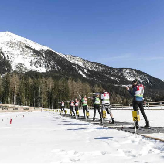 Biathlon Arena Lenzerheide Schnupperkurse 10