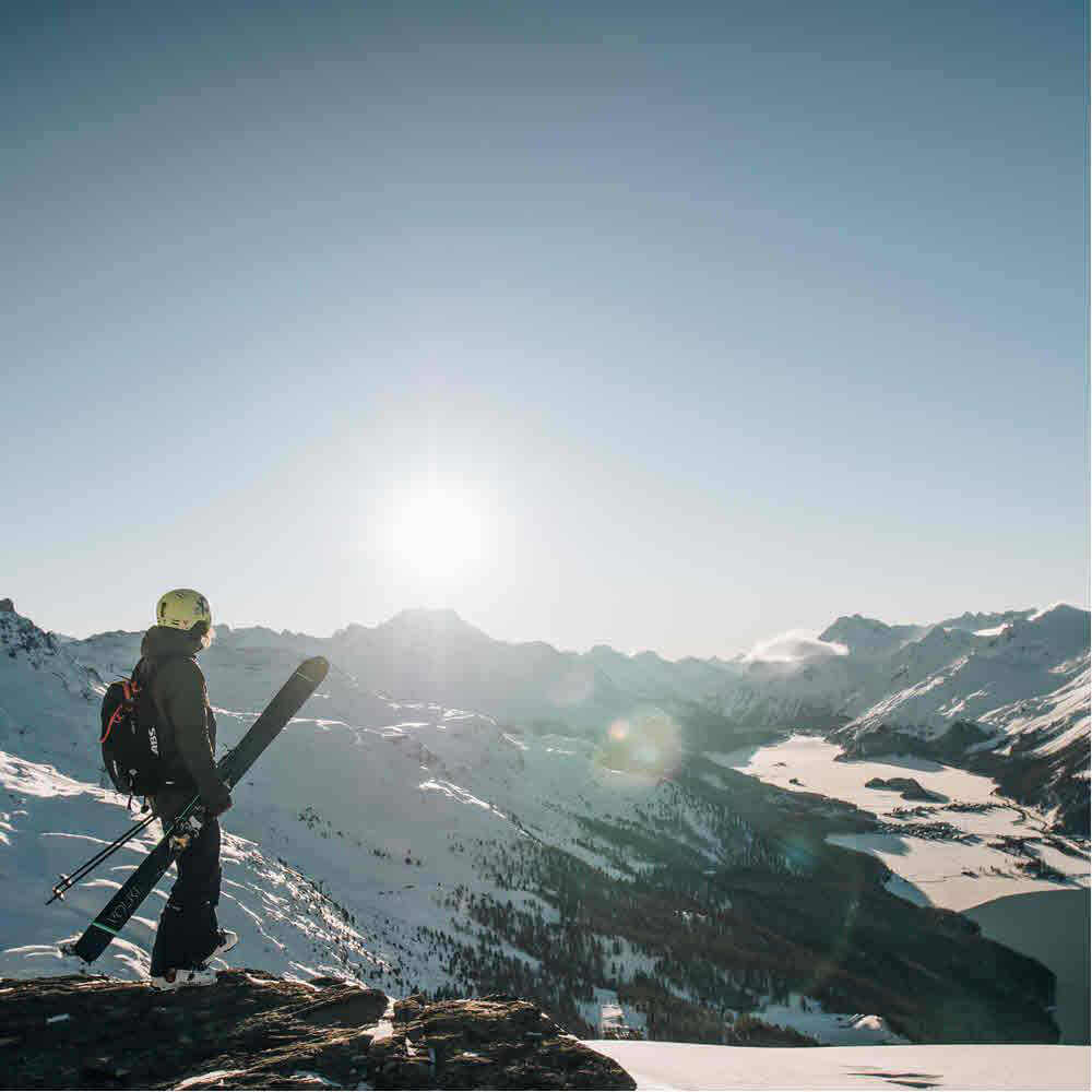 Engadin St. Moritz: Die Heimat des Winters