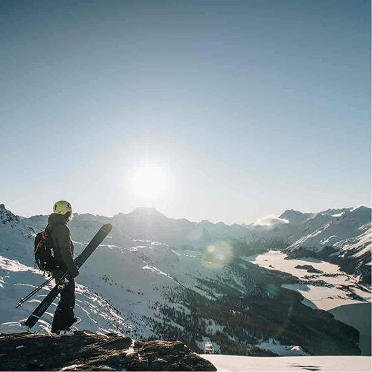 Vorschaubild zu Engadin St. Moritz: Die Heimat des Winters
