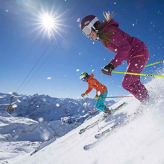 Vorschaubild zu Oberstdorf - Winterurlaub in allen Facetten