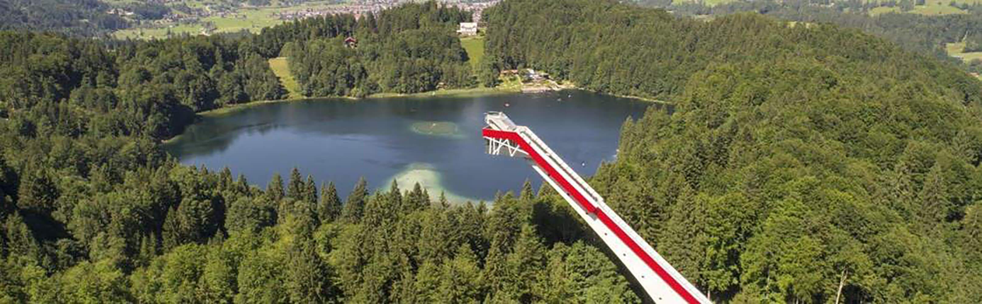 Heini-Klopfer-Skiflugschanze Oberstdorf 1